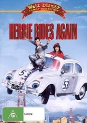 Herbie Rides Again | DVD