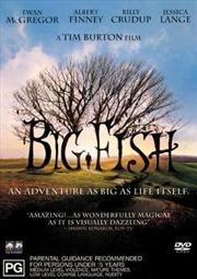 Big Fish | DVD
