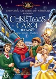 Christmas Carol Movie, The | DVD