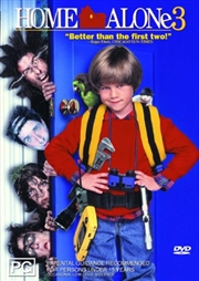Home Alone 03 | DVD