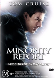 Minority Report | DVD