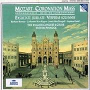 Mozart- Coronation Mass ; Exsultate, Jubilate; Vesperae Solennes