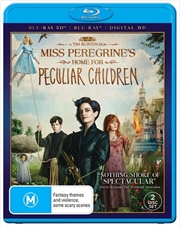 Miss Peregrine's Home For Peculiar Children | Blu-ray 3D