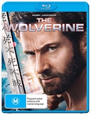 Wolverine, The | Blu-ray