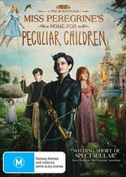 Miss Peregrine's Home for Peculiar Children | DVD