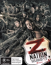 Z Nation - Season 1-3 | Boxset