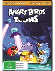Angry Birds Toons - Season 3 - Vol 2 | DVD