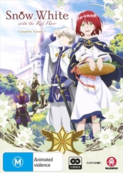 Snow White With The Red Hair - Season 1 | DVD