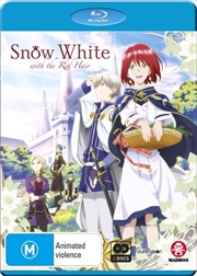 Snow White With The Red Hair - Season 1 | Blu-ray