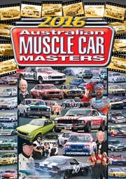 2016 Australian Muscle Car Masters Highlights