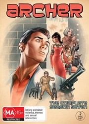Archer - Season 7 | DVD