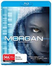 Morgan | DHD