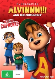 Alvin and The Chipmunks - We're The Chipmunks! | DVD