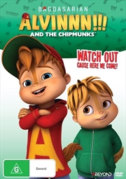 Alvin and The Chipmunks - Watch Out Cause Here We Come! | DVD