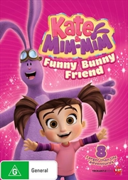 Kate and Mim-Mim - Funny Bunny Friend