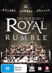 WWE - The True Story Of The Royal Rumble