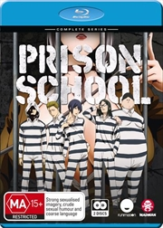 Prison School Series Collection | Blu-ray