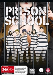 Prison School Series Collection | DVD