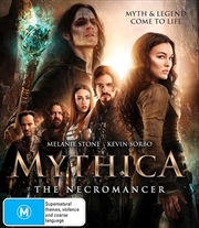 Mythica - The Necromancer