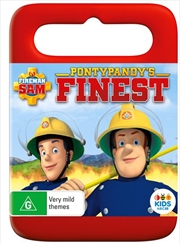 Fireman Sam - Pontypandy's Finest | DVD