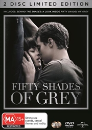 Fifty Shades Of Grey - Collector's Edition