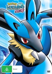 Pokemon - Lucario and The Mystery of Mew - Movie 8
