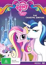 My Little Pony Friendship Is Magic - The Crystal Empire
