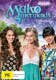 Mako Mermaids - Season 3 - Vol 2 | DVD