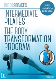 Rocco Sorace: Intermediate Pilates & Body Transformation | DVD