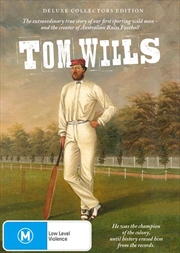 Tom Wills | DVD