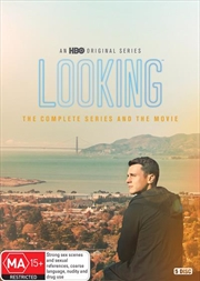Looking - The Movie / Looking - Series 1-2