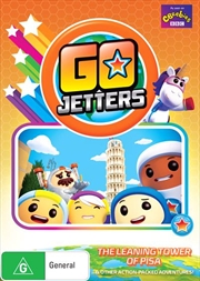 Go Jetters - Leaning Tower Of Pisa