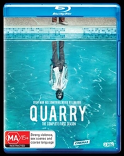 Quarry - Season 1 | Blu-ray