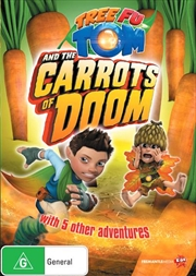 Tree Fu Tom - Carrots Of Doom