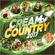 Cream Of Country 2017 | CD/DVD