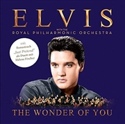 Wonder Of You- Elvis Presley With The Royal Philharmonic Orchestra, The