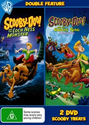 Scooby Doo: Goblin King And Loch Ness Monster