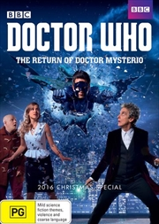 Doctor Who - The Return Of Doctor Mysterio | DVD