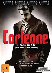 Corleone - Capo Dei Capi   DVD
