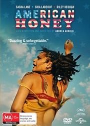 American Honey | DVD