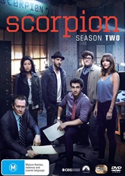 Scorpion - Season 2 | DVD