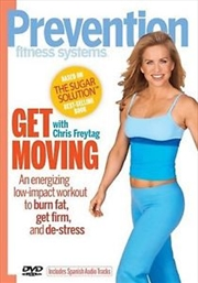 Prevention Fitness: Get Moving | DVD