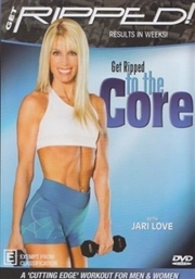 Get Ripped To The Core | DVD