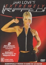 Get Extremely Ripped | DVD