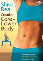 Shiva Rea: Creative Core Lower | DVD