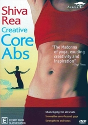 Shiva Rea: Creative Core Abs | DVD