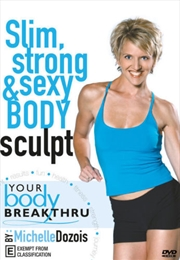 Slim Strong And Sexy Body Sculpting | DVD