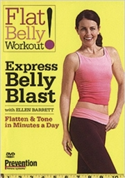 Express Belly Blast | DVD