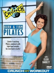 Crunch Burn And Firm Pilates