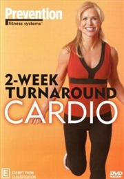 2 Week Turnaround Cardio | DVD